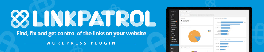 LinkPatrol - Find, fix and get control of the links on your website.