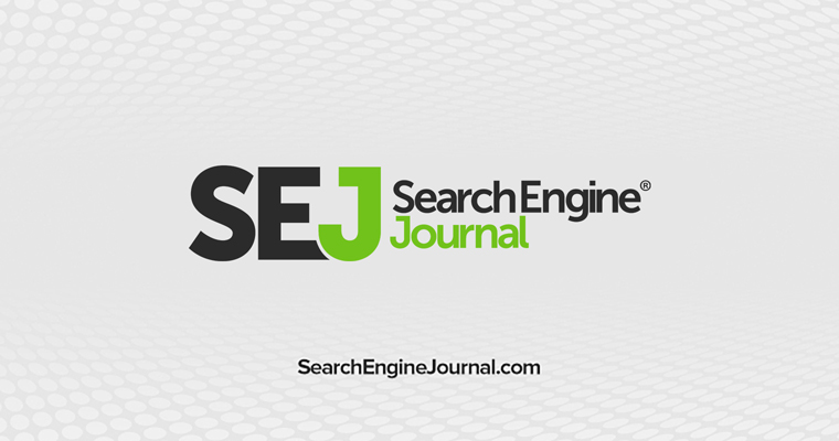 Connect with Search Engine Journal on Twitter, Facebook and LinkedIn