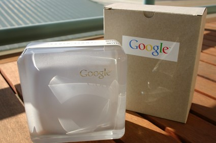 The Google Light Radio – Sign of a Google Dance?