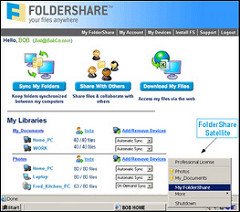 Microsoft Acquires Foldershare for Windows Live