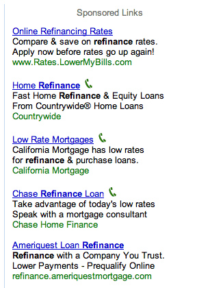 Google Testing Google AdWords Click-To-Call