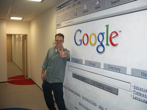 Hanging Out With Google Japan