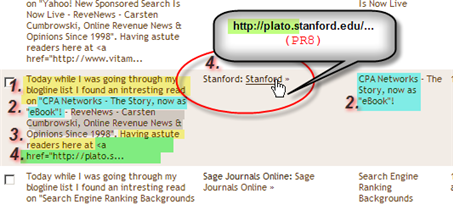 Smart Spam via .EDU Link, Greed and Stanford Site Exploit