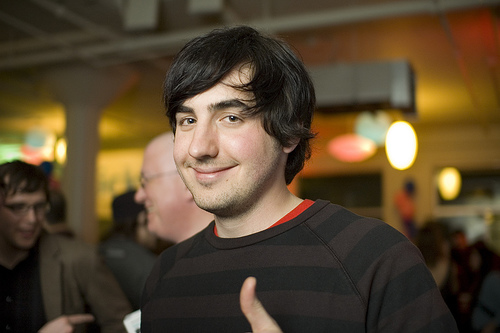 Kevin Rose Digg Rockstar