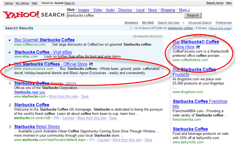 Google AdWords Testing New Google Checkout Button (Above the Fold)