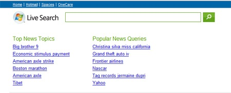 Microsoft launches Live Search News, Google News killer?