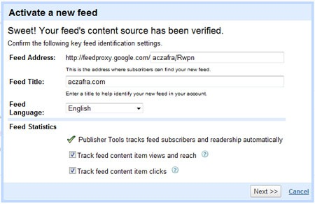 Google Rolls Out Adsense for Feeds