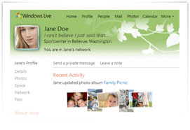 Could a Social Twist Brings Good Tidings to Microsoft's Live Service?