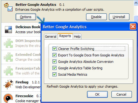 Better Google Analytics