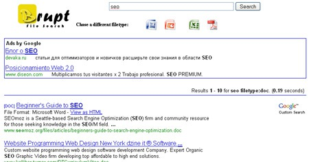 3 Document Search Engines to Search for SEO Documentation