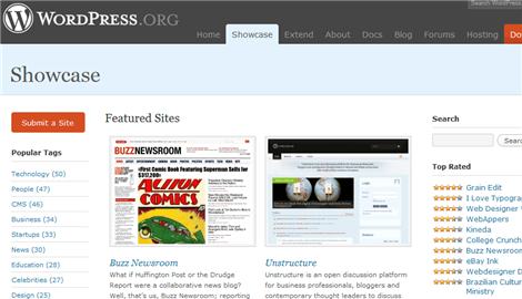 Top WordPress Resources to List Your WordPress Blog & Build Links