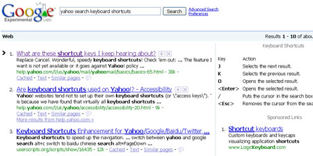 4 Ways to Add Keyboard Shortcuts to Google Search
