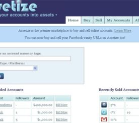 Buying and Selling Social Media Profiles?