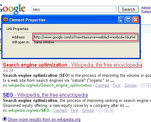 How to Remove Redirects from Google SERPs - Search Engine