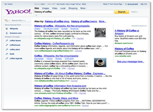 Yahoo Rolls Out Search Product Enhancements