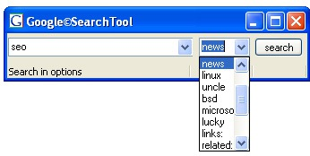 Google-SearchTool