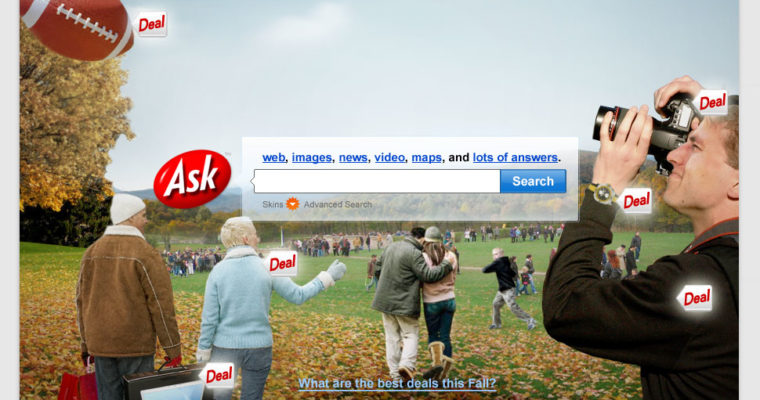 Ask Deals Offers More Than 1 Million Bargain Offers