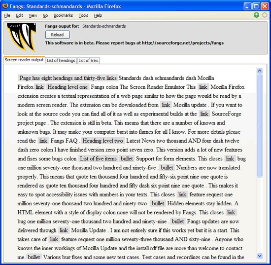 3+ FireFox Addons to Access the Page Text-Only Version