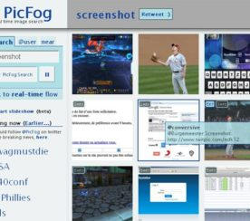 PicFog: Viral Post Inspiration w/ Real-Time Image Search