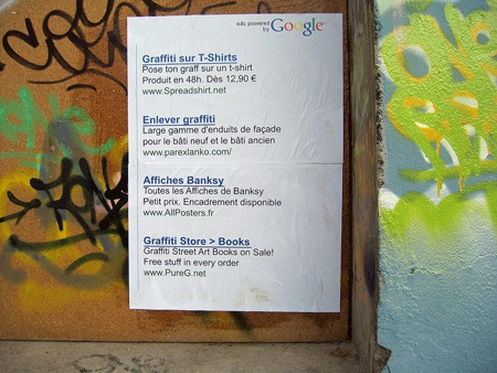 Google Adwords - street
