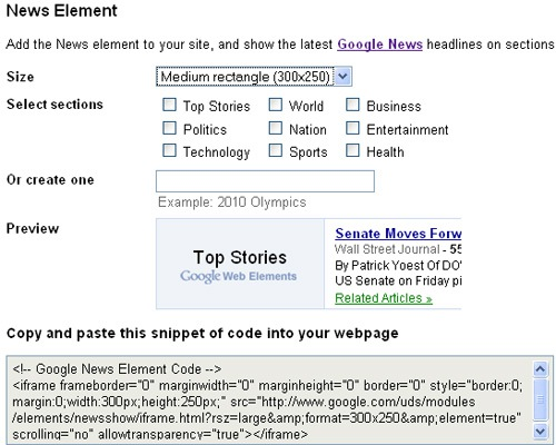 Using iFrame: SEO and Accessibility Points - Search Engine