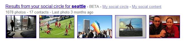 Google Makes Social Search Available in Beta
