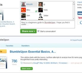 How To Share En Mass On StumbleUpon in 3 Simple Steps