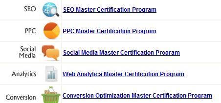 How I Chose My Masters Certification Program
