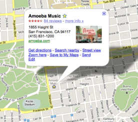 Google Adds Personalized Suggestions to Nexus One Maps