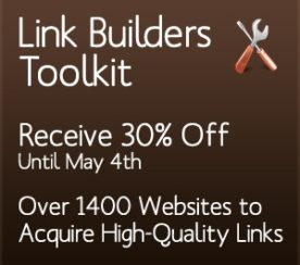 Link Builders' Toolkit Now Available (over at StayOnSearch)
