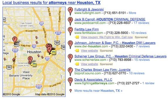 The 7 Deadly Sins of Google Local Listings