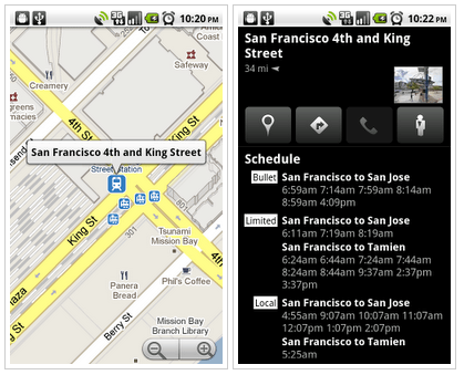 Google Maps for Android Becomes More Like FourSquare