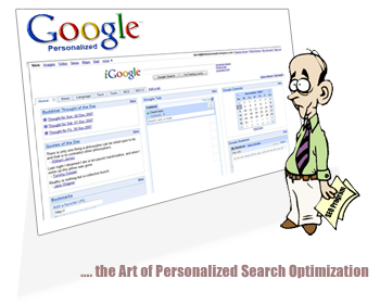 the Art of Personalized Search