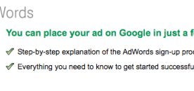Is Google AdWords Advertising Itself Honestly?