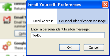 Gmail yourself