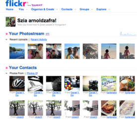Yahoo Opens Up New Flickr Photo Page to Everyone