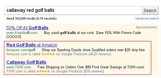 """My God, It's Full of Stars"" – Seller Rating Extensions in Google AdWords"