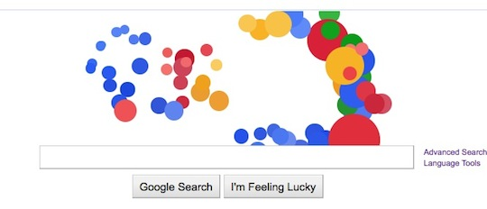 Google Dots Doodle Causes Frenzy