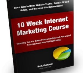 Sign-up for a Free 10 Week Internet Marketing Course from StayOnSearch
