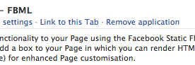 5 Facebook Applications to Add Useful Tabs to Your Facebook Fan Page