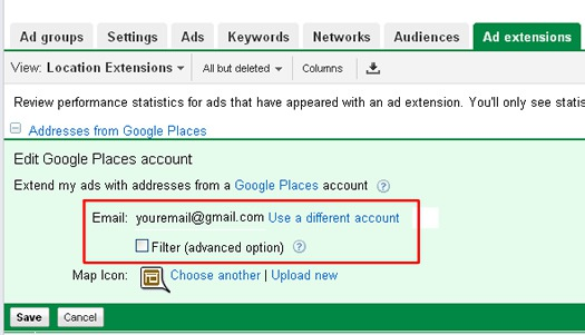 How To Filter And Override Your Location Extensions In Google AdWords