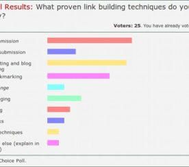 Efficient Link Building With Planning and Tracking