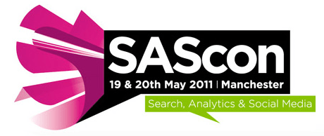 SAScon 2011 is quickly approaching – start getting excited!