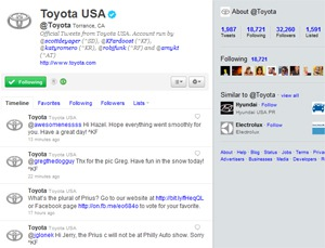 Top 5 Car Execs to Use Twitter