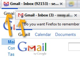 Gmail Unread Message Count in Favicon