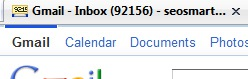 email count