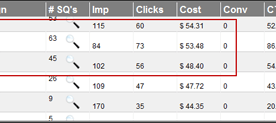 PPC Tool Review: QueryMiner Free Negative Keyword Tool
