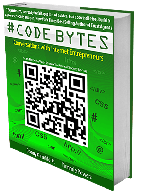 63 Juicy Internet Entrepreneurship Interviews in One Book: #Code Bytes