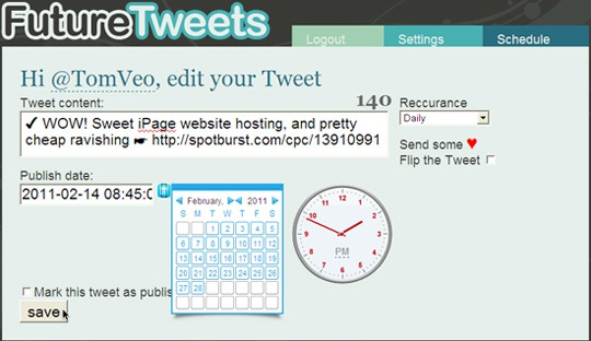 3 Awesome Ways to Schedule Your Twitter Updates