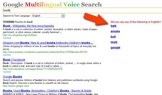 Gogle text to speech